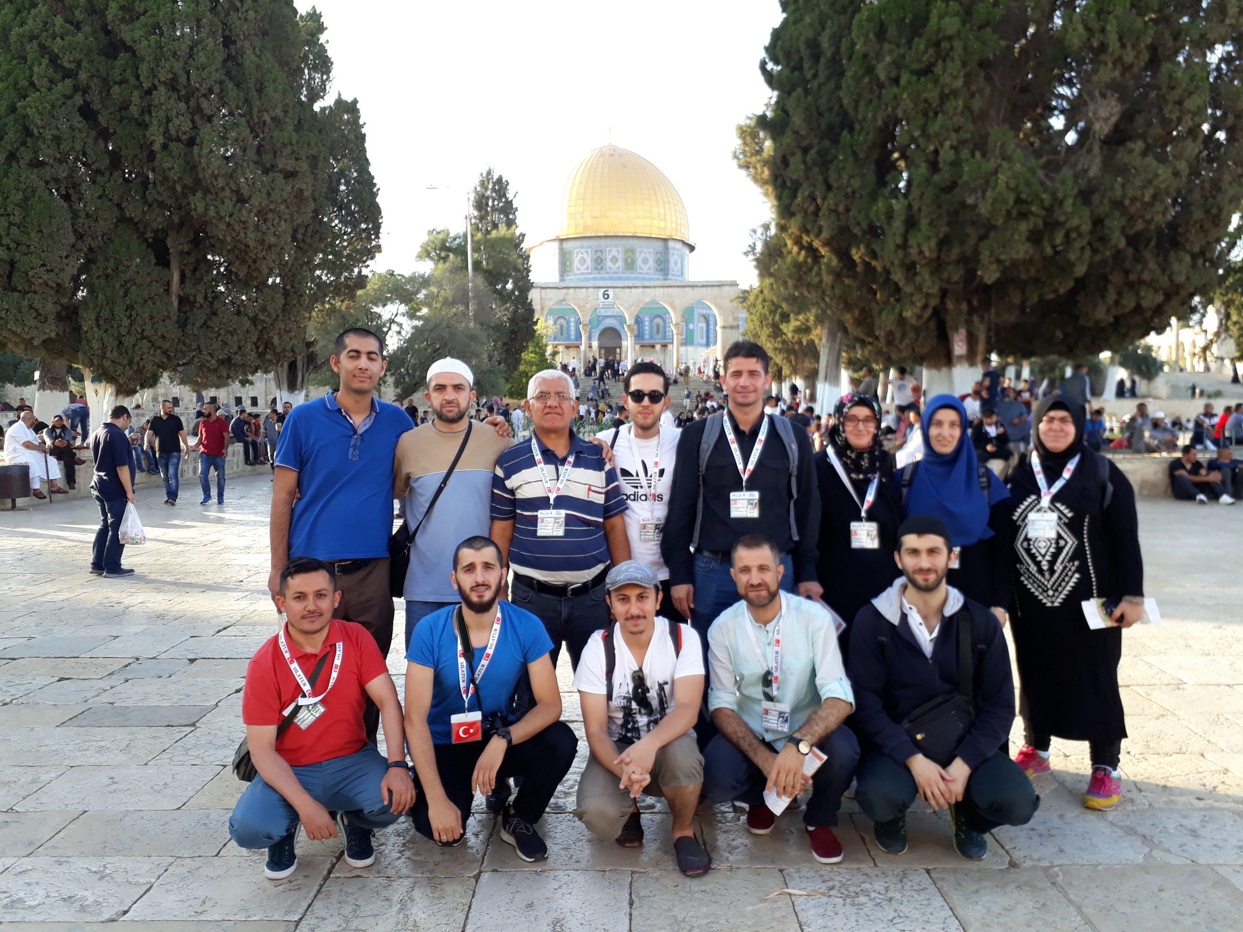 2018 – 1.Engelsiz Kudüs Tur
