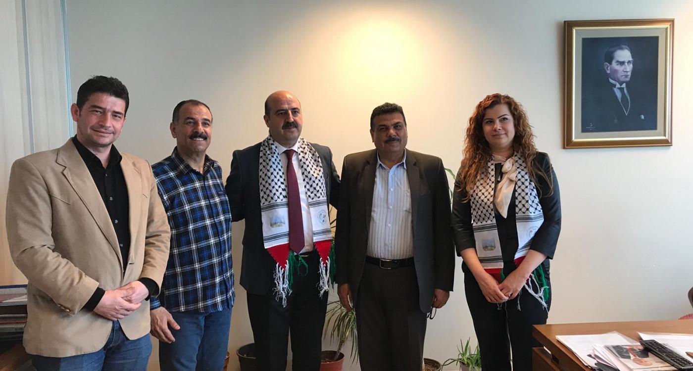 Dünya Sağırlar İslam Federasyonu Engelli ve Yaşlı Hizmetleri Genel Müdürlüğüne Teşekkür Etti