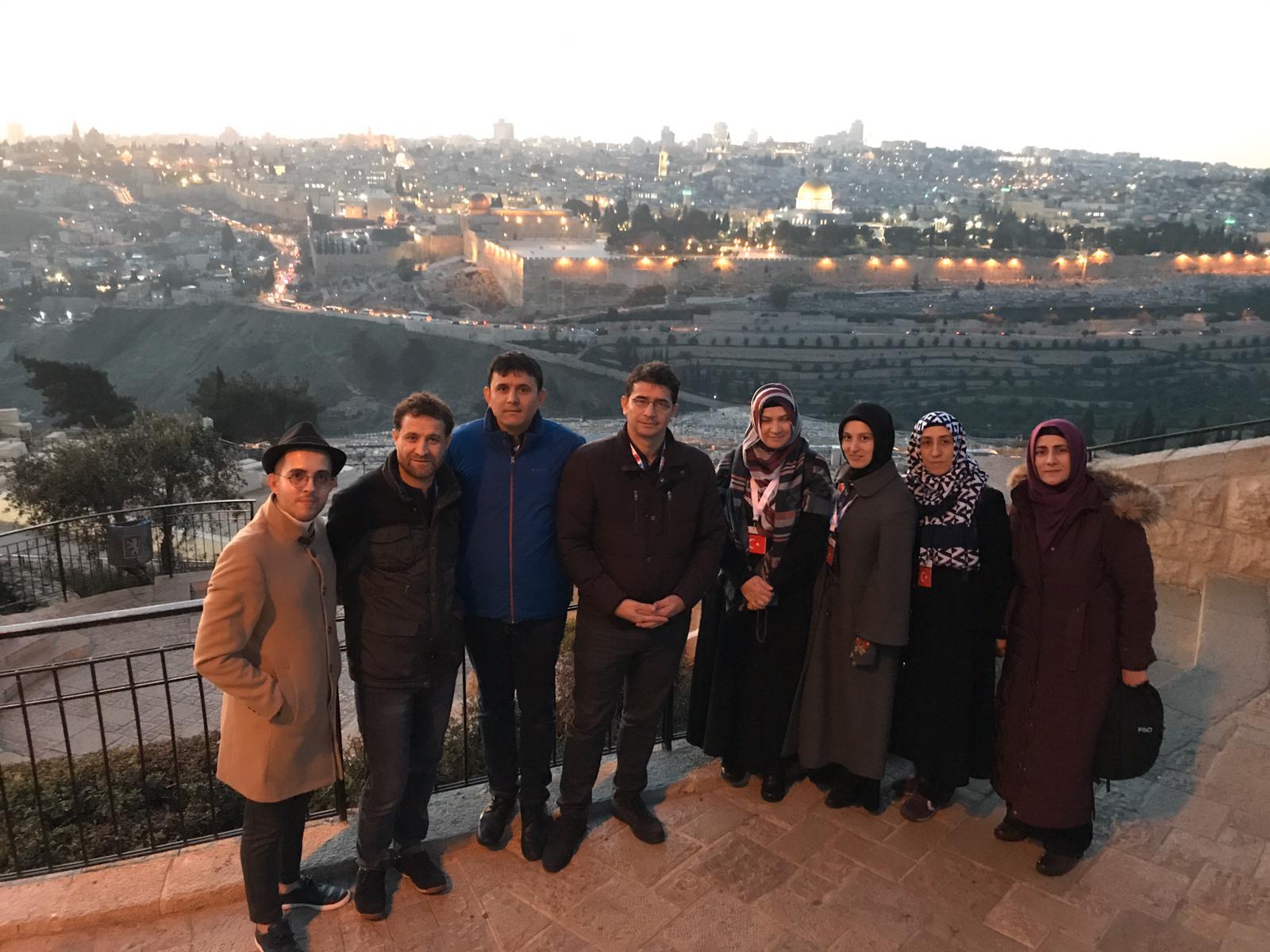 2020 – 2.Engelsiz Kudüs Tur