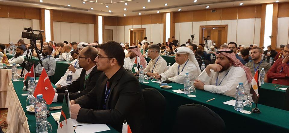 Dünya Sağırlar İslam Federasyonu olarak Endonezya'da Uluslararası Sağır Müslümanlar Konferansında Düzenlendik.
